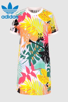 adidas Originals Tropic Tee Dress