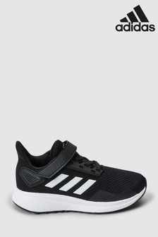 adidas Run Black Duramo 9 Junior