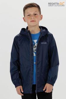 Regatta Waterproof Navy Pack It Jacket