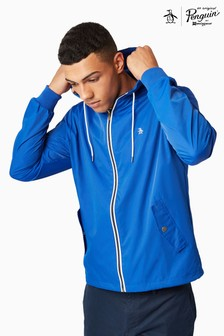 Original Penguin Surf The Web Hooded Jacket