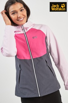 Jack Wolfskin Mount Isa Pink Jacket