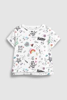 Scribble T-Shirt (3-16yrs)