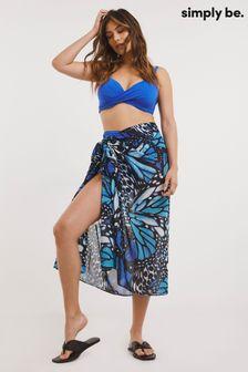 Melissa Blush Contrast Slingback Sandal