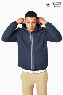 Original Penguin® Dark Sapphire Hooded Jacket