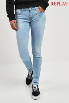 Replay® Luz Skinny Fit Jean