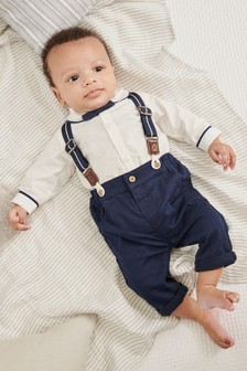 Smart Four Piece Set (0mths-2yrs)