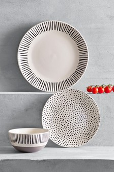 12 Piece Arlo Dinner Set