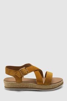 Forever Comfort® Flatform Sandals