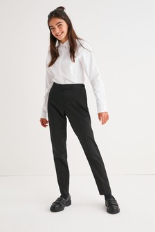 Plain Front Trousers (3-16yrs)