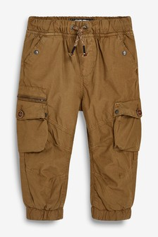 Cargo Trousers (3mths-7yrs)