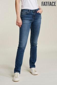 FatFace Slim Straight Jean