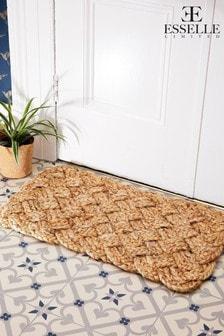 Esselle Naturelle Lovers Knot Doormat