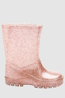Glitter Wellies (Younger)