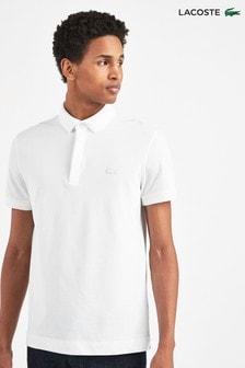 Lacoste® Paris Short Sleeve Polo