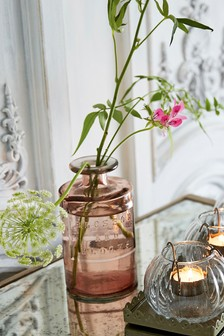 Tinted Vase