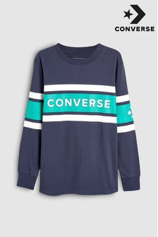 Converse Stripe Long Sleeve