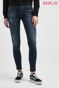 Replay® Stella Super Skinny Hyperflex Jean
