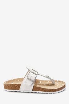 Toe Post Corkbed Sandals (Older)