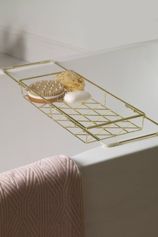 Extendable Over Bath Tray