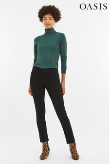 Oasis Black Premium Trouser