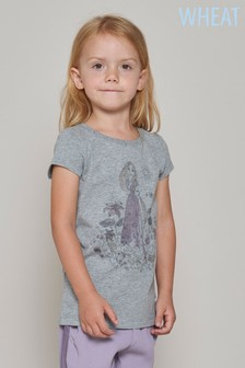 Wheat Grey Rapunzel Tee