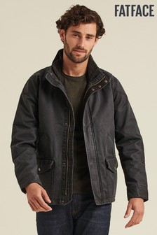 FatFace Grey Broadsands Jacket