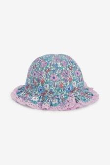 Ditsy Hat (0mths-2yrs)