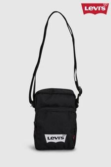 Levis® Black Cross Body Bag
