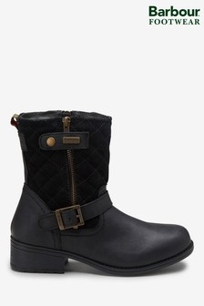 Barbour® Sienna Black Boots