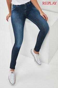 Replay® Stella Super Skinny High Waist Jean