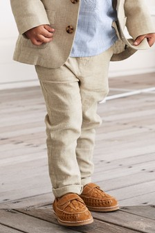 Formal Trousers With Braces (3mths-7yrs)