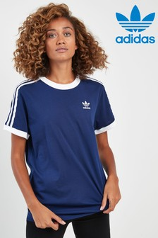 b2b79c19f49 Adidas Originals Tops & T Shirts | Womens Stripe Tees | Next AU