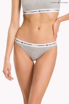 Tommy Hilfiger Cotton Iconic Bikini