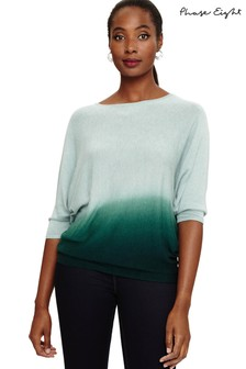 Phase Eight Green Knit Jumper