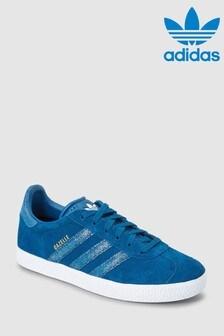 adidas Originals Blue Gazelle Youth