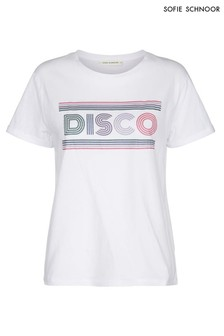 Sofie Schnoor White Disco T-Shirt