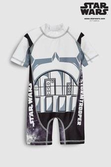 Stormtrooper Sunsafe Swimsuit (3mths-8yrs)