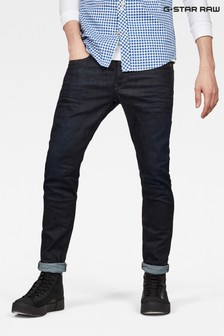 G-Star Dark Aged D Staq 5 Pocket Slim Jeans
