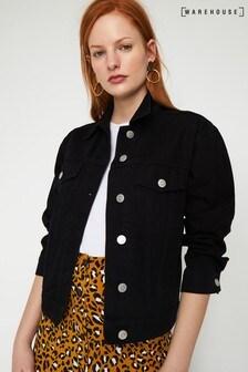 Warehouse Boyfriend Denim Jacket
