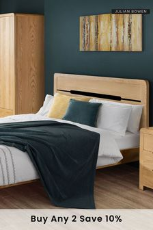 Kemble Bed By Julian Bowen
