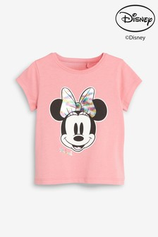 Iridescent Minnie Mouse™ T-Shirt (3mths-7yrs)