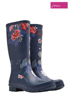 Joules Roll-Up Packaway Welly
