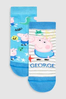 Peppa Pig™ Socks Two Pack (Younger)