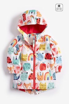 Character Print Cagoule (3mths-7yrs)