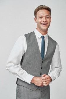Birdseye Suit: Waistcoat