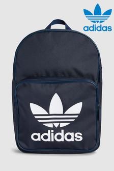 adidas Originals Navy Trefoil Backpack