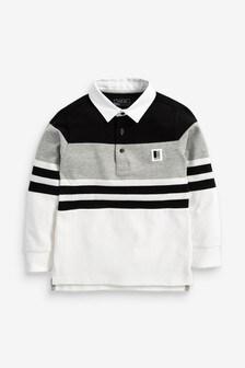 Long Sleeved Rugby Shirt (3-16yrs)