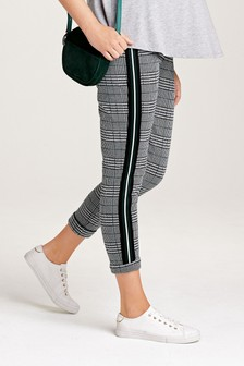 Maternity Check Joggers
