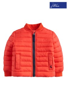 Joules Red Reece Padded Jacket
