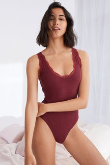 Ribbed Lace Body